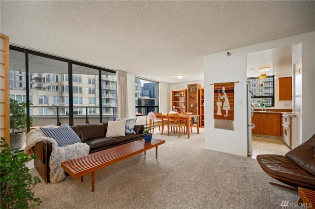 2621 2nd Ave #1502, Seattle, WA 98121 (#1472830) :: Kwasi Homes