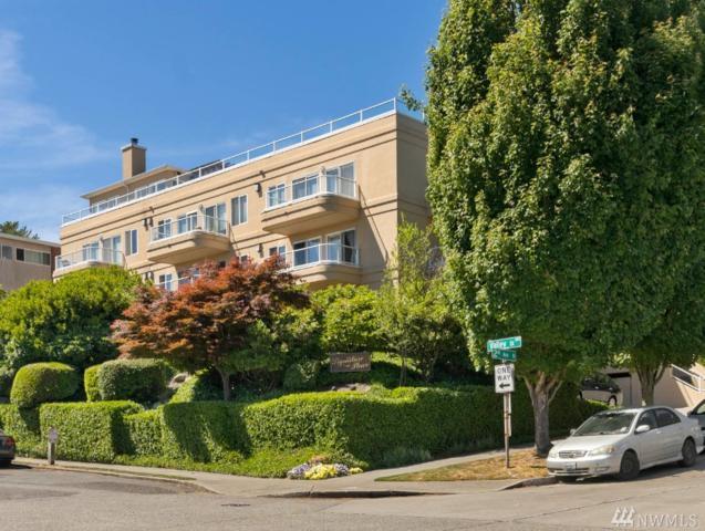 801 2nd Ave N #202, Seattle, WA 98109 (#1472865) :: Alchemy Real Estate