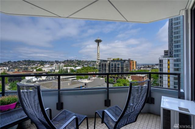 2621 2nd Ave #1503, Seattle, WA 98121 (#1472871) :: Kwasi Homes