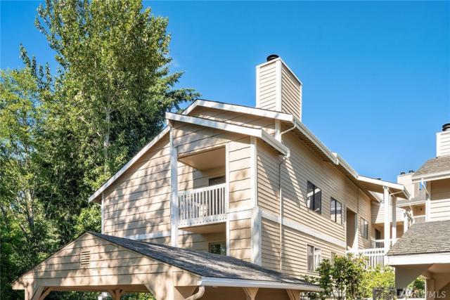 12840 SE 40th Ct C8, Bellevue, WA 98006 (#1472877) :: Keller Williams Western Realty