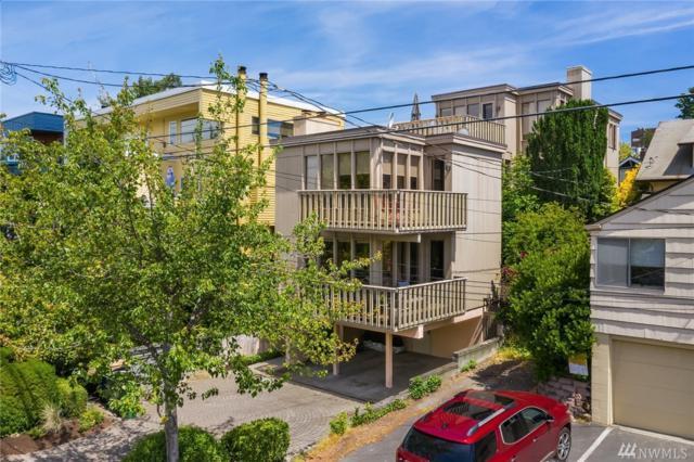 2316 Fairview Ave E, Seattle, WA 98102 (#1472947) :: Keller Williams Realty