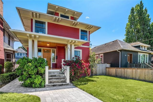 806 31st Ave, Seattle, WA 98122 (#1473021) :: Ben Kinney Real Estate Team