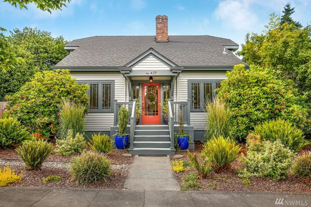 419 W 30th St, Vancouver, WA 98660 (MLS #1473067) :: Matin Real Estate Group