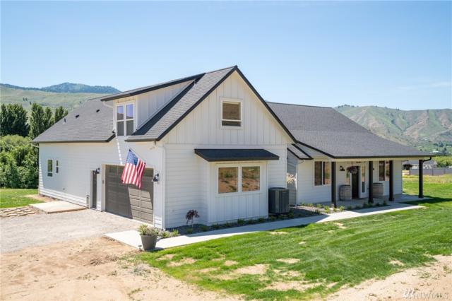 45 Alexander Lane, Wenatchee, WA 98801 (#1473124) :: Ben Kinney Real Estate Team