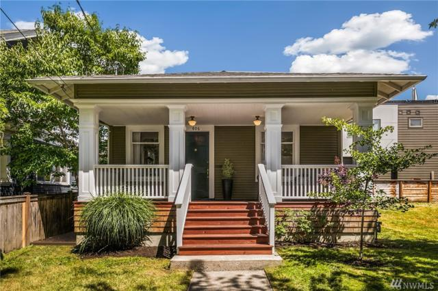 806 27th Ave, Seattle, WA 98122 (#1473200) :: The Kendra Todd Group at Keller Williams