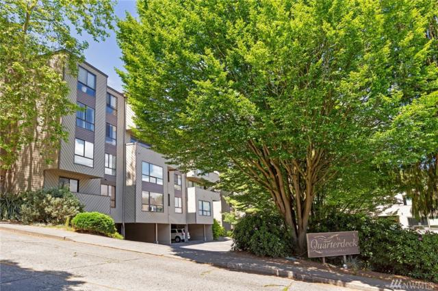 3710 26th Place W #205, Seattle, WA 98199 (#1473305) :: Platinum Real Estate Partners