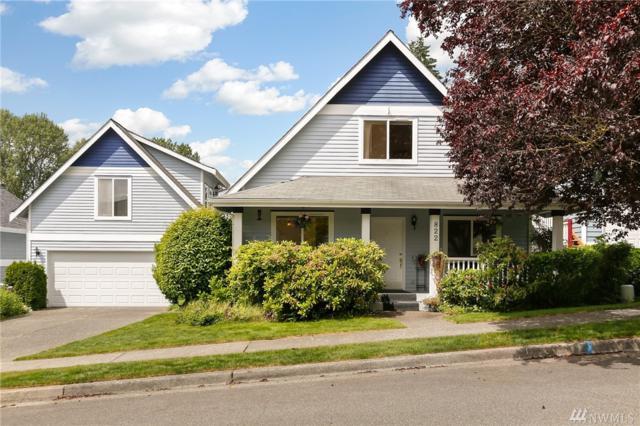 822 Cottage Ave, Snohomish, WA 98290 (#1473380) :: Ben Kinney Real Estate Team