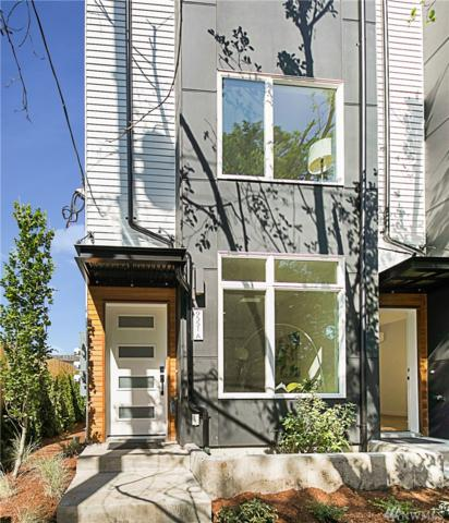 9551-B Ashworth Ave N, Seattle, WA 98103 (#1473575) :: Real Estate Solutions Group