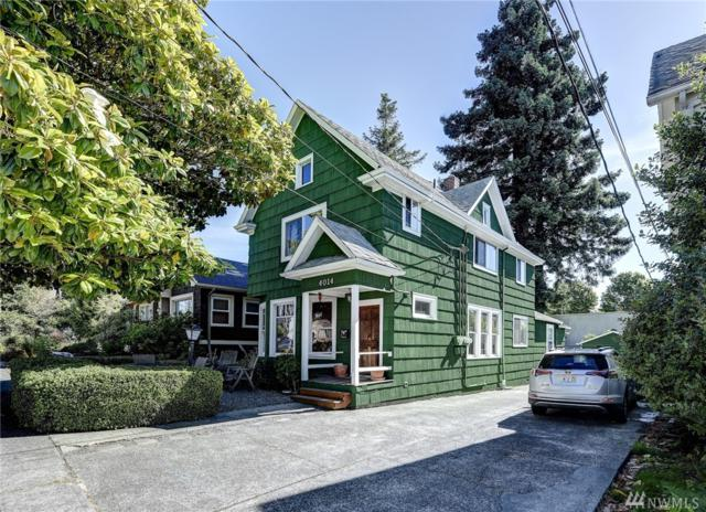 4014 Midvale Ave N, Seattle, WA 98103 (#1473699) :: Record Real Estate