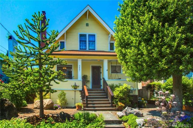 4667 Eastern Ave N, Seattle, WA 98103 (#1473715) :: Record Real Estate