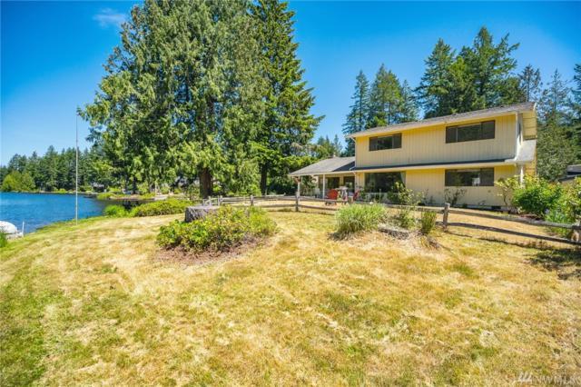 380 E Lakeshore Dr, Allyn, WA 98524 (#1473855) :: Ben Kinney Real Estate Team