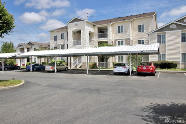 18527 101st Av Ct E #213, Puyallup, WA 98375 (#1473935) :: Chris Cross Real Estate Group