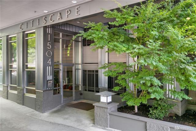 1504 Aurora Ave N #310, Seattle, WA 98109 (#1474132) :: Kimberly Gartland Group