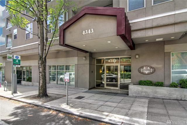 4343 Roosevelt Wy NE #203, Seattle, WA 98105 (#1474205) :: Platinum Real Estate Partners