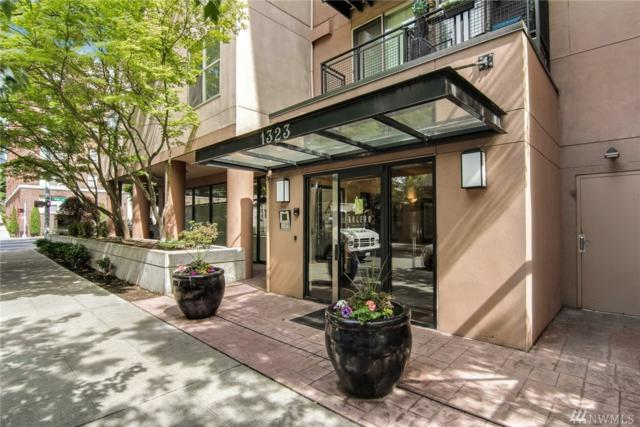 1323 Boren Ave #403, Seattle, WA 98101 (#1474236) :: Keller Williams Realty