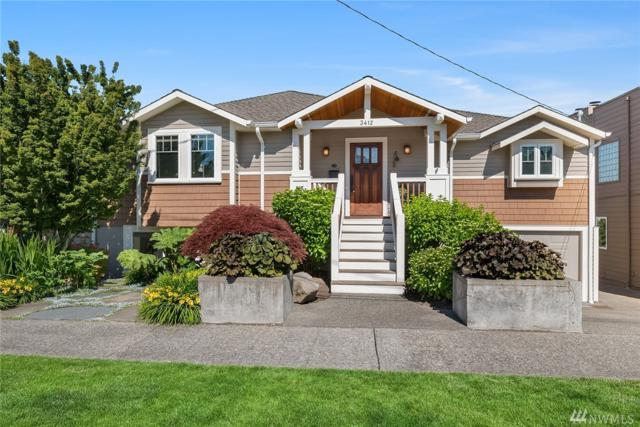 3412 37th Ave W, Seattle, WA 98199 (#1474528) :: Center Point Realty LLC
