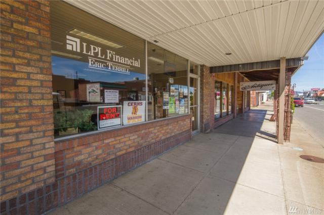 213 E First St A, Cle Elum, WA 98922 (MLS #1474586) :: Nick McLean Real Estate Group