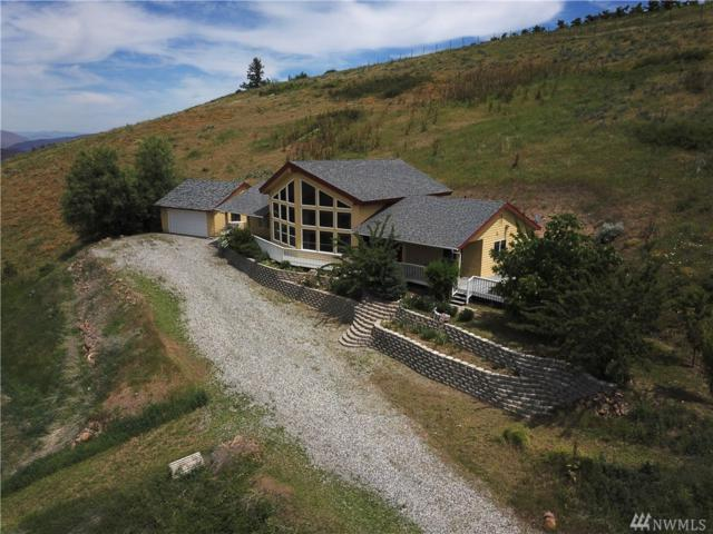 4975 Whispering Ridge Dr, Wenatchee, WA 98801 (#1474663) :: Ben Kinney Real Estate Team
