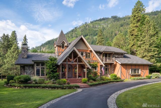 12801 Spring St, Leavenworth, WA 98826 (MLS #1474703) :: Nick McLean Real Estate Group