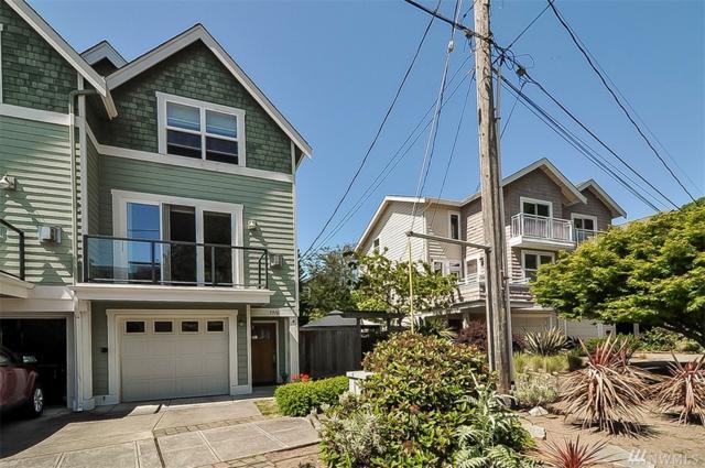 5916 SW Douglas Place, Seattle, WA 98116 (#1474762) :: Kimberly Gartland Group