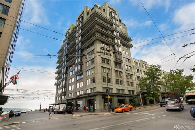 98 Union St #208, Seattle, WA 98101 (#1474830) :: Priority One Realty Inc.