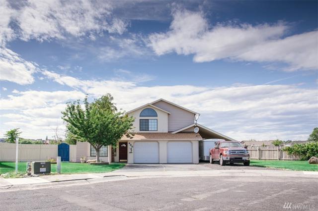 438 N White Dr, Moses Lake, WA 98837 (#1474855) :: Ben Kinney Real Estate Team