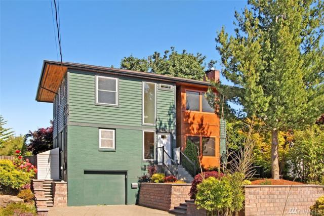 4024 54th Ave SW, Seattle, WA 98116 (#1475063) :: Record Real Estate