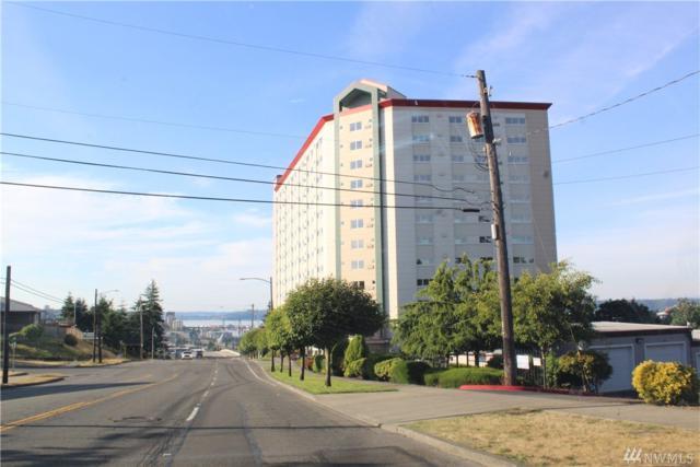 3201 Pacific Ave #602, Tacoma, WA 98418 (#1475215) :: Chris Cross Real Estate Group
