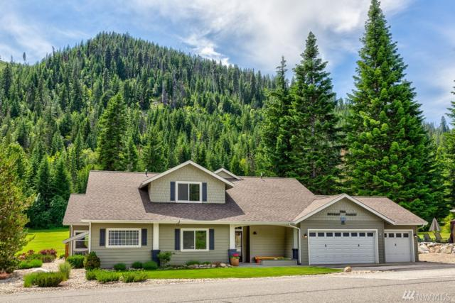 20636 Miracle Mile, Leavenworth, WA 98826 (#1475298) :: Chris Cross Real Estate Group