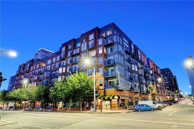 2415 2nd Ave #411, Seattle, WA 98121 (#1475374) :: Platinum Real Estate Partners