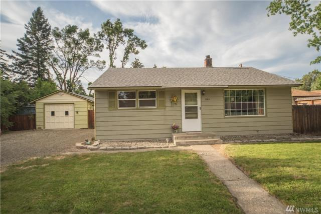 905 E Hobert Ave, Ellensburg, WA 98926 (#1475470) :: Platinum Real Estate Partners