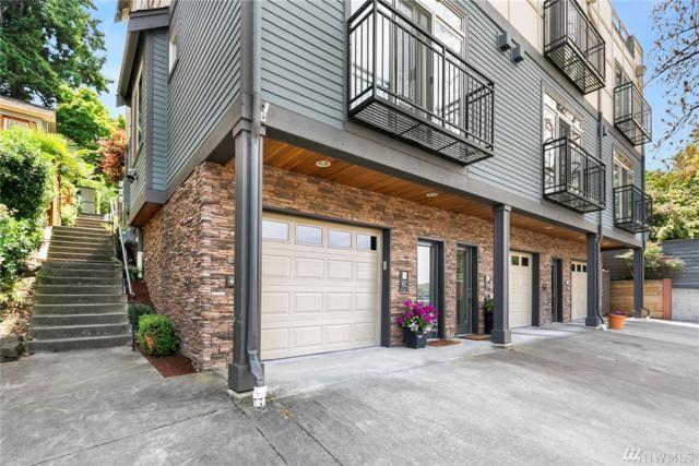 8 Florentia St C, Seattle, WA 98109 (#1475523) :: Alchemy Real Estate