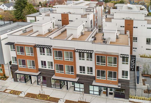 7528-B 15th Ave NW, Seattle, WA 98117 (#1475546) :: Better Properties Lacey