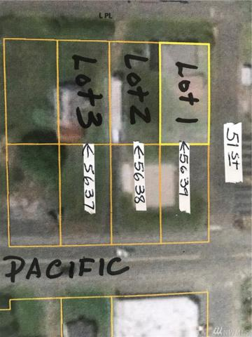 1204 51st  Lot 3 (South Lot) Lane, Seaview, WA 98644 (#1475637) :: McAuley Homes