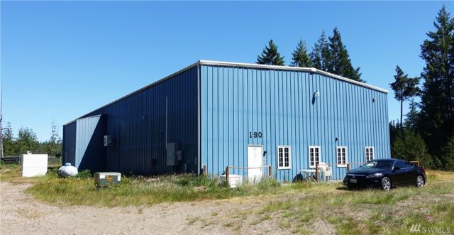 190 W Pine Acres Way, Shelton, WA 98584 (#1475787) :: Kwasi Homes