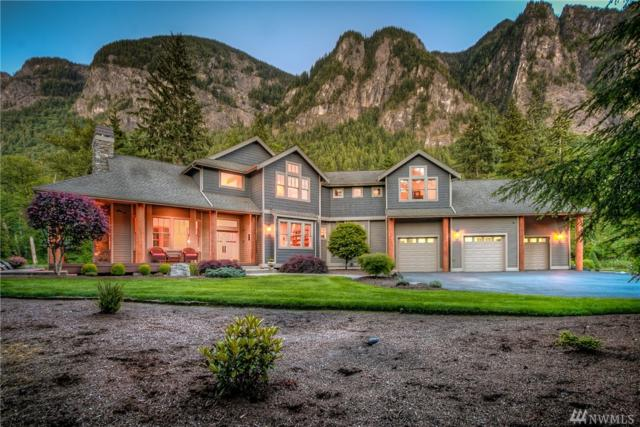 8438 438th Ave SE, North Bend, WA 98045 (#1475903) :: Ben Kinney Real Estate Team