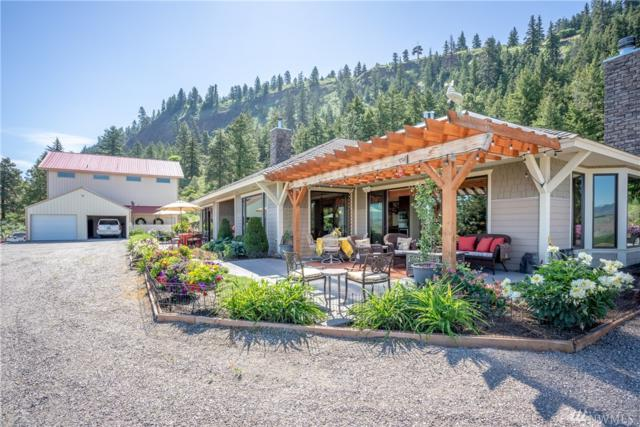 5574 Big Springs Ranch Rd, Wenatchee, WA 98801 (#1476093) :: Kimberly Gartland Group