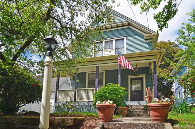 719 19th Ave, Seattle, WA 98122 (#1476299) :: Crutcher Dennis - My Puget Sound Homes