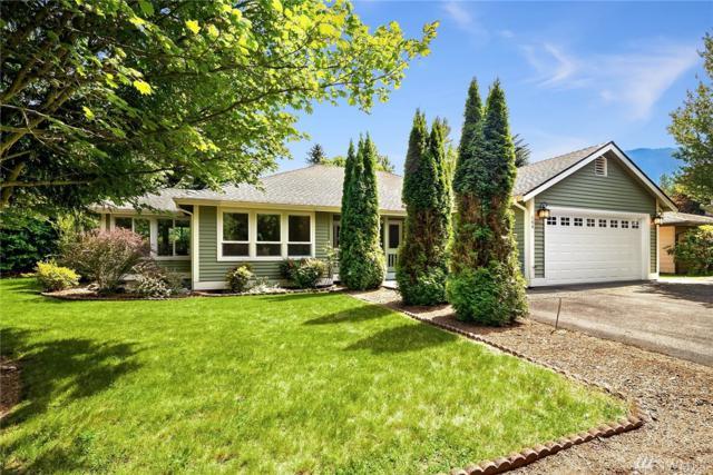 460 Si View Pl Se, North Bend, WA 98045 (#1476622) :: Platinum Real Estate Partners