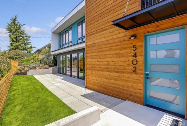 5402 Greenwood Ave N, Seattle, WA 98103 (#1476624) :: Platinum Real Estate Partners