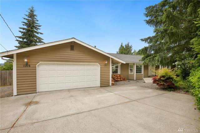 1316 Valley View Dr, Puyallup, WA 98372 (#1476642) :: Platinum Real Estate Partners