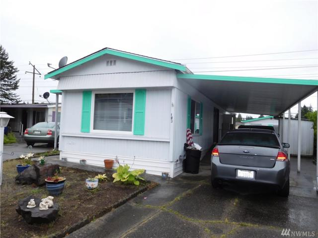 1415 84th St SE #183, Everett, WA 98208 (#1476661) :: Kimberly Gartland Group