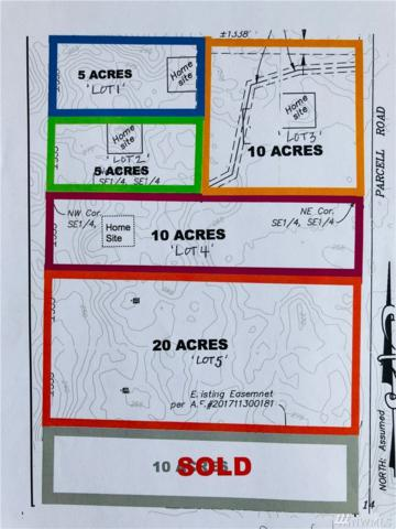 0-Lot 4 Parcell Road, Kingston, WA 98346 (#1476725) :: Better Homes and Gardens Real Estate McKenzie Group