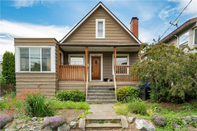 6313 22nd Ave NW, Seattle, WA 98107 (#1476772) :: Center Point Realty LLC