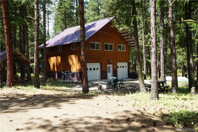 15 N Airstrip Rd, Twisp, WA 98856 (MLS #1477003) :: Nick McLean Real Estate Group