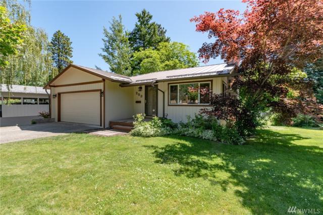 253 Scholze St, Leavenworth, WA 98826 (#1477177) :: Kwasi Homes