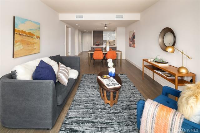 583 Battery St #410, Seattle, WA 98121 (#1477216) :: Ben Kinney Real Estate Team