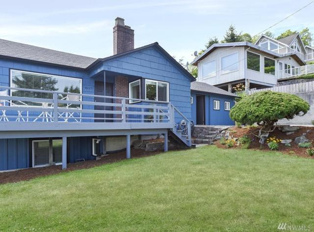 8223 S 123rd St, Seattle, WA 98178 (#1477330) :: Ben Kinney Real Estate Team