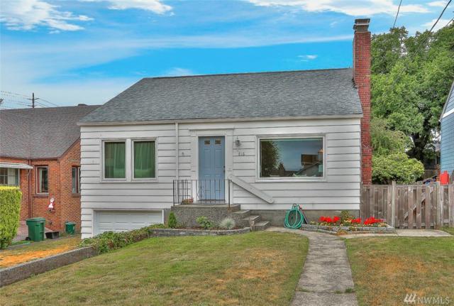 816 NE 90th St, Seattle, WA 98115 (#1477500) :: Ben Kinney Real Estate Team