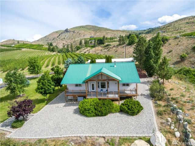 3245 Ivan Morse Rd, Manson, WA 98831 (MLS #1477524) :: Nick McLean Real Estate Group
